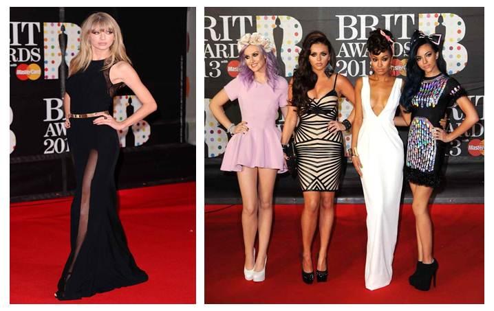 British Awards Looks