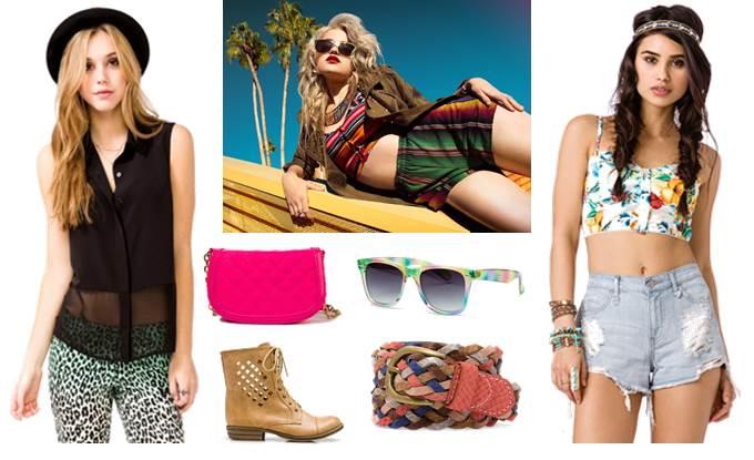 Festival Look Fashion